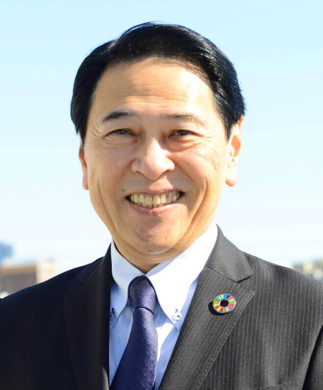 代表 伊藤 智教の写真