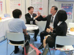 省エネプロフェッショナルの伊藤智教氏とエコエナジーの省エネコンサルタント