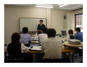 伊藤智教講師のセミナーの様子を伝える写真