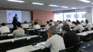 省エネプロフェッショナルの伊藤智教が、東京都中小企業振興公社のセミナーに登壇しました。