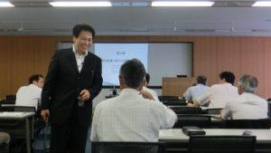 省エネコンサルタントの伊藤智教が、東京都中小企業振興公社のセミナーに登壇しました。